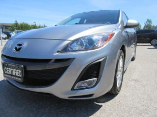 Used 2012 Mazda MAZDA3 GS-SKY ACTIVE for sale in Newmarket, ON