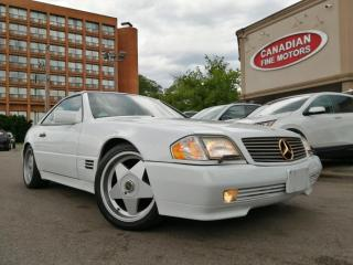Used 1991 Mercedes-Benz SL-Class CONVERTIBLE BODY KIT   SUPER CONDITION   CLASSIC DREAM CAR   for sale in Scarborough, ON