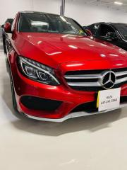 Used 2017 Mercedes-Benz C-Class 4dr Sdn C300 4MATIC for sale in Vaughan, ON