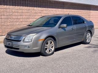 Used 2008 Ford Fusion SEL   AWD   V6   for sale in Barrie, ON