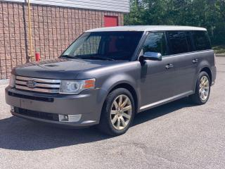Used 2009 Ford Flex LIMITED | AWD | for sale in Barrie, ON