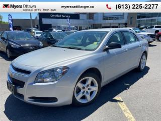 Used 2012 Chevrolet Malibu LS  LS, AUTO, KEYLESS ENTRY, POWER EVERYTHING, ULTRA LOW KM!! for sale in Ottawa, ON