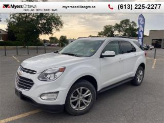 Used 2017 Chevrolet Equinox LT  LT, AWD, SUNROOF, NAV, REAR CAMERA, REMOTE START for sale in Ottawa, ON