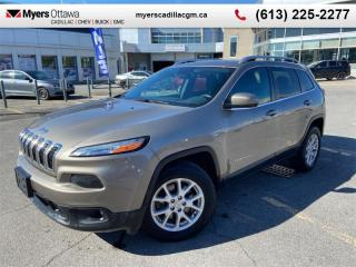 Used 2017 Jeep Cherokee North  CHEROKEE NORTH, 4X4, 3.2 V6, REMOTE START, ALLOYS for sale in Ottawa, ON