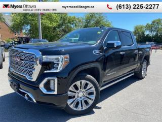 Used 2021 GMC Sierra 1500 Denali Ultimate Package  DENALI CREW, 3.0 DURAMAX, ULTIMATE PACKAGE, EVERY OPTION for sale in Ottawa, ON