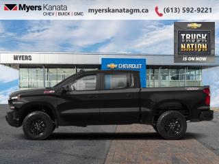 New 2021 Chevrolet Silverado 1500 LT Trail Boss for sale in Kanata, ON