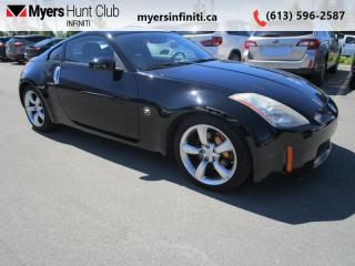 Used 2005 Nissan 350Z 35TH W/BLACK/TAN for sale in Ottawa, ON