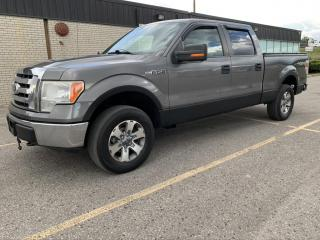 Used 2010 Ford F-150 SuperCrew 6-ft. Bed 4WD Certified-SuperClean for sale in Etobicoke, ON