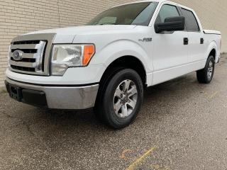 Used 2010 Ford F-150 XLT SuperCrew 5.5-ft. Bed 2WD for sale in Etobicoke, ON