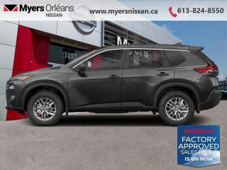 New 2021 Nissan Rogue S  - Heated Seats -  Android Auto - $230 B/W for sale in Orleans, ON