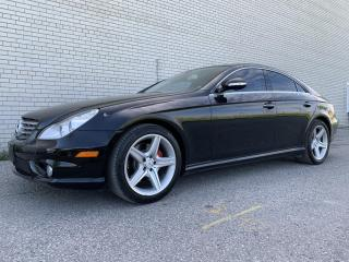 Used 2008 Mercedes-Benz CLS-Class CLS550 AMG for sale in Etobicoke, ON