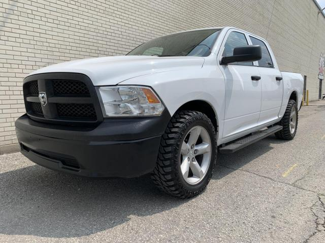 """2012 Dodge Ram 1500 4WD Crew Cab 20"""" Alloys Leather - Certified"""
