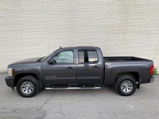 Used 2010 Chevrolet Silverado 1500 Crew Cab 4WD Certified - Exceptionally Clean for sale in Etobicoke, ON