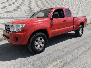 Used 2007 Toyota Tacoma Access Cab V6 4WD TRD - Certified - Super Clean for sale in Etobicoke, ON