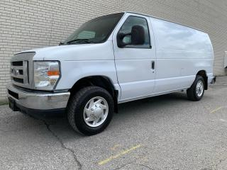 Used 2012 Ford Econoline E-150 Cargo Shelves/Roof Rack - Certified and Serviced for sale in Etobicoke, ON