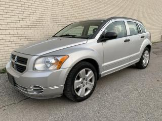 Used 2007 Dodge Caliber SXT Certified - Super Clean for sale in Etobicoke, ON