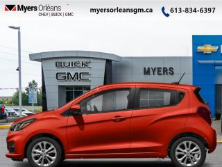 New 2021 Chevrolet Spark 2LT  - Sunroof for sale in Orleans, ON
