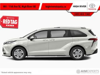New 2021 Toyota Sienna Limited 7-Passenger AWD  -  Sunroof for sale in High River, AB