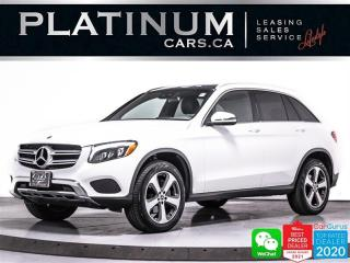 Used 2017 Mercedes-Benz GL-Class GLC300 4MATIC, AWD, CAM, NAV, PANO, HEATED for sale in Toronto, ON
