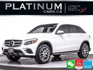 Used 2017 Mercedes-Benz GL-Class GLC300 4MATIC, AWD, AMG PKG, CAM, NAV, PANO for sale in Toronto, ON