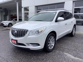 Used 2016 Buick Enclave AWD 4dr Leather for sale in North Bay, ON
