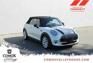 Used 2017 MINI Cooper Convertible 2dr for sale in Courtenay, BC