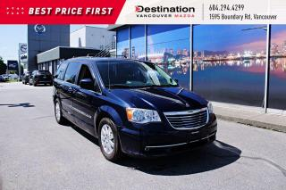 Used 2013 Chrysler Town & Country Touring - stow n' go, seats 7 comfortably! for sale in Vancouver, BC