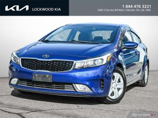 Used 2017 Kia Forte 4dr Sdn Auto LX for sale in Oakville, ON