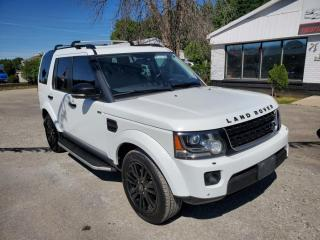 Used 2016 Land Rover LR4 HSE LUX for sale in Barrie, ON