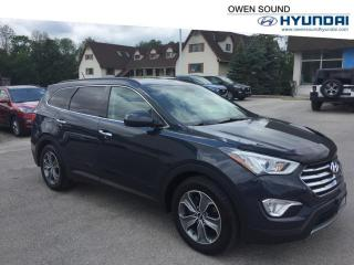 Used 2016 Hyundai Santa Fe XL SANTA FE XL for sale in Owen Sound, ON