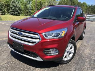 Used 2018 Ford Escape Sel 2wd for sale in Cayuga, ON