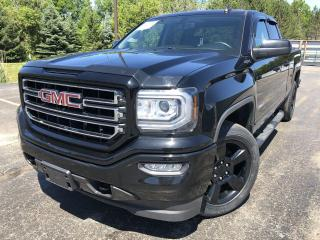 Used 2018 GMC Sierra 1500 ELEVATION DBLE CAB 4WD for sale in Cayuga, ON