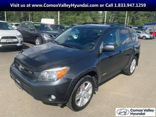 Used 2007 Toyota RAV4 Sport V6 5A for sale in Courtenay, BC