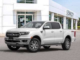 New 2021 Ford Ranger LARIAT for sale in Oakville, ON