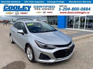 Used 2019 Chevrolet Cruze LT for sale in Dauphin, MB