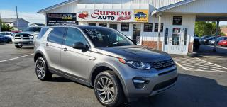 Used 2016 Land Rover Discovery Sport SE for sale in Mount Pearl, NL