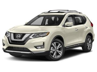Used 2018 Nissan Rogue SL - ONE OWNER - CLEAN CARFAX ! for sale in Sudbury, ON