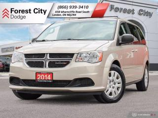 Used 2014 Dodge Grand Caravan SXT ( ONE OWNER , GREAT CONDITION ) for sale in London, ON