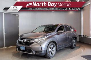 Used 2017 Honda CR-V LX AWD - Heated Seats - Eco Mode - Bluetooth for sale in North Bay, ON