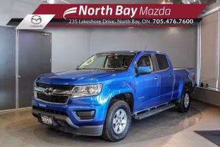 Used 2018 Chevrolet Colorado 4WD - Bluetooth - Tonneau Cover - Cruise for sale in North Bay, ON