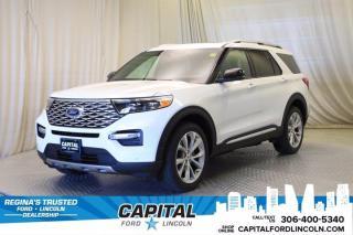 New 2021 Ford Explorer Platinum for sale in Regina, SK