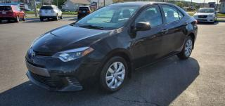 Used 2016 Toyota Corolla LE for sale in Mount Pearl, NL
