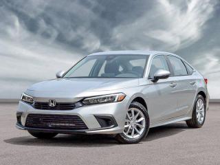 New 2022 Honda Civic Sedan EX for sale in Corner Brook, NL