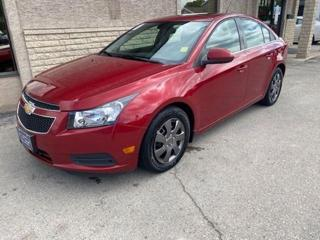 Used 2012 Chevrolet Cruze LT* Sunroof/Bluetooth/REMOTE STARTER for sale in Winnipeg, MB