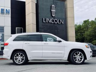 Used 2015 Jeep Grand Cherokee Summit for sale in Kingston, ON