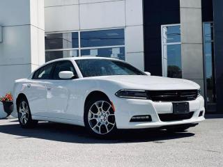 Used 2017 Dodge Charger SXT for sale in Kingston, ON