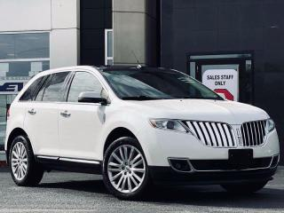 Used 2013 Lincoln MKX for sale in Kingston, ON