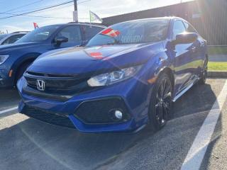 Used 2017 Honda Civic Hatchback Sport for sale in Dartmouth, NS