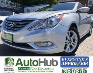 Used 2011 Hyundai Sonata LIMITED WITH NAVIGATION for sale in Hamilton, ON