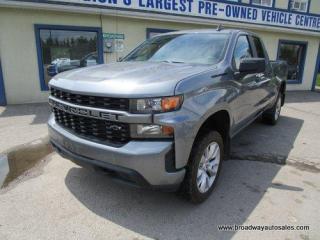 Used 2020 Chevrolet Silverado 1500 LIKE NEW CUSTOM-EDITION 6 PASSENGER 4.3L - V6.. 4X4.. QUAD-CAB.. 6.6